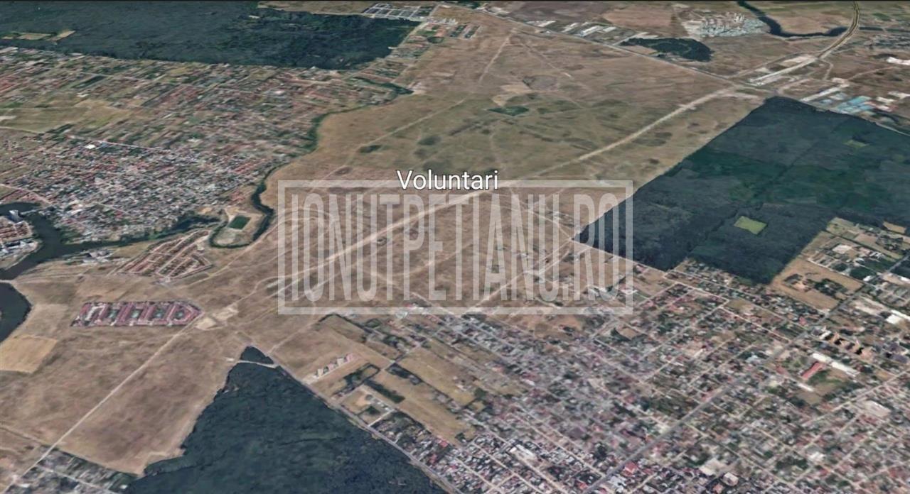 Voluntari vanzare teren Matei Millo