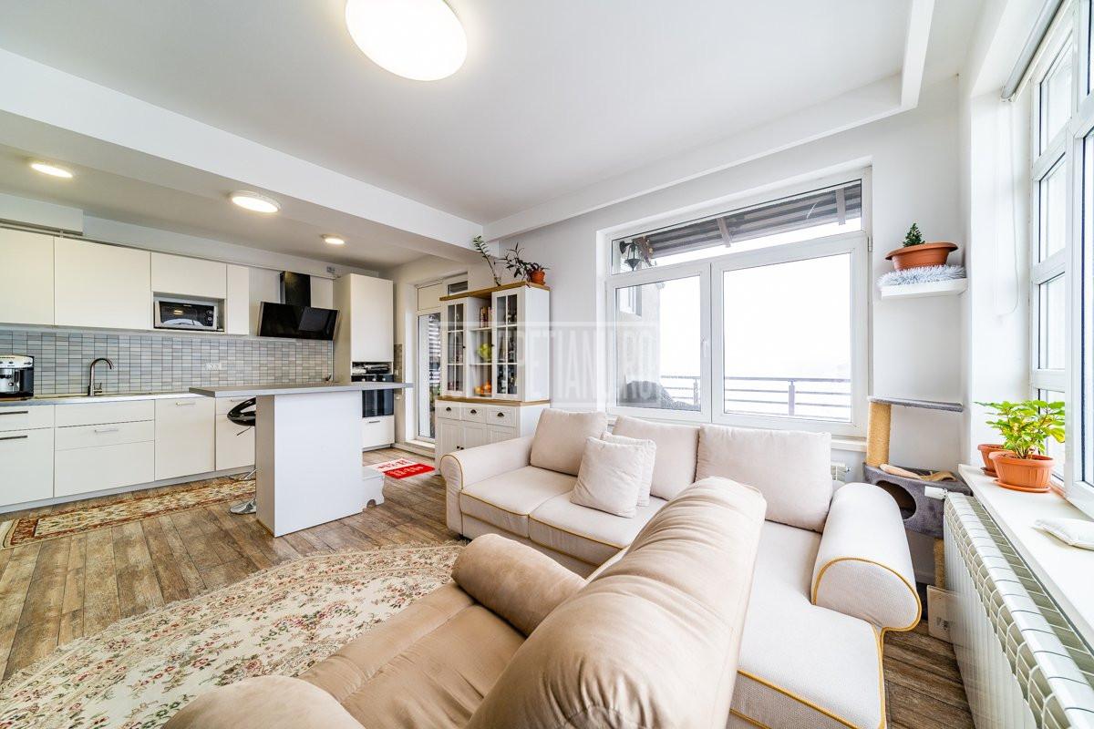 Apartament cu vedere panoramica