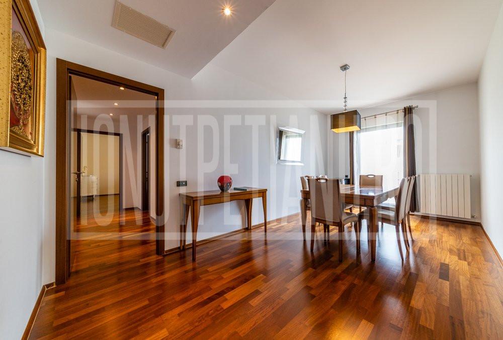 Huge 2 bedroom 3 bath apartment for rent Baneasa - Iancu Nicolae