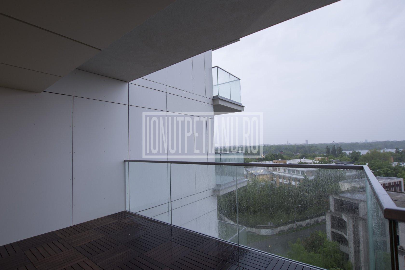 Duplex cu vedere panoramica catre Parcul Herastrau