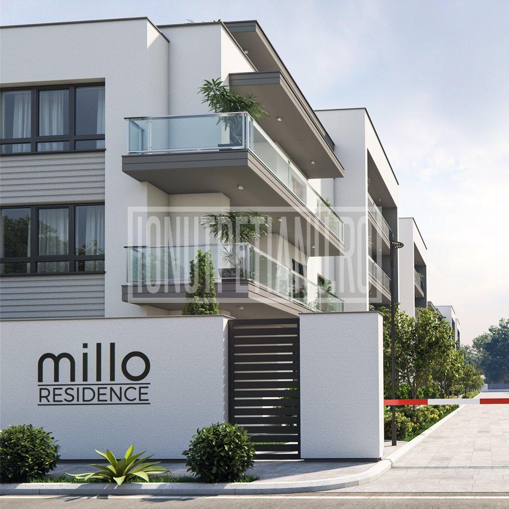 2 camere apartament Voluntari Millo Residence