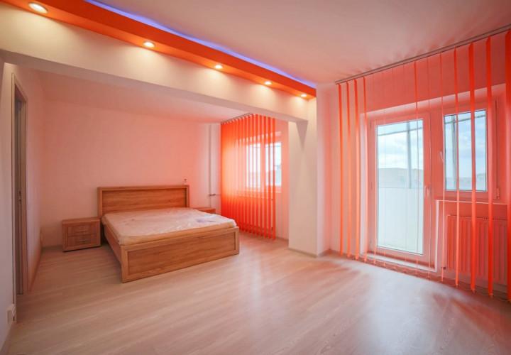 Apartament de 4 camere transformat in 3 camere!
