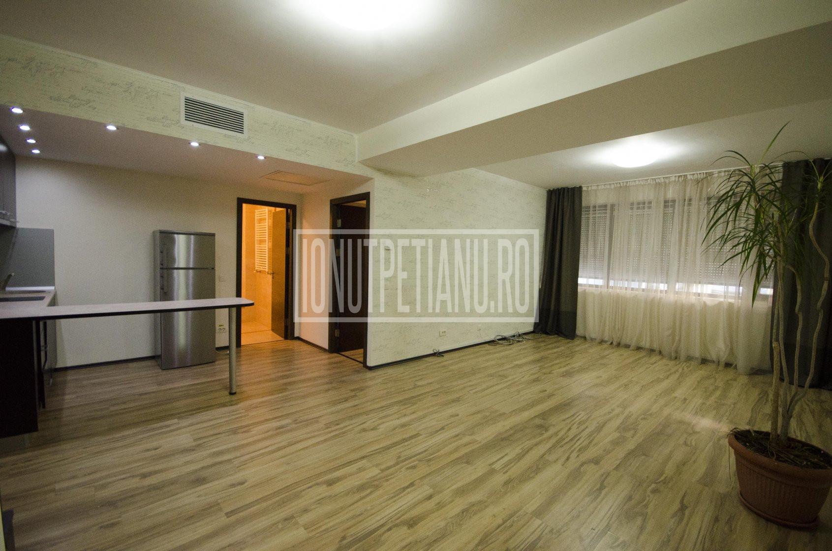 Herastrau vanzare apartament 2 camere parter