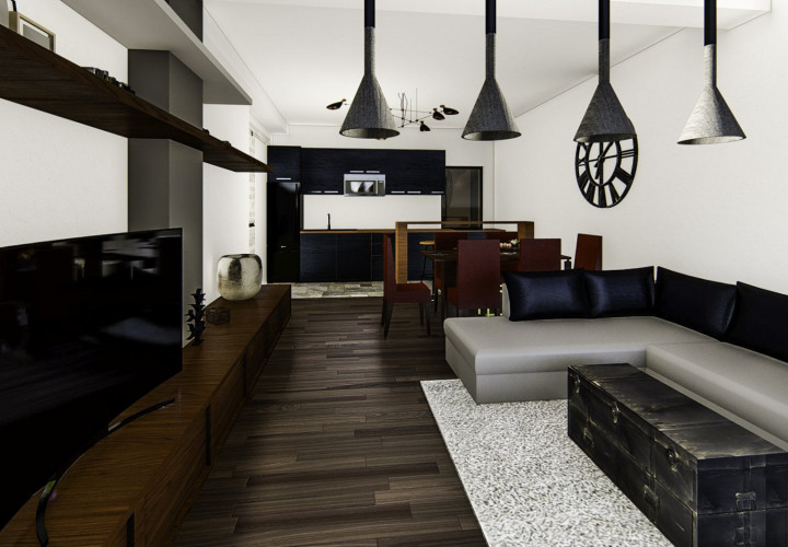 Apartament cu gradina in zona Casin