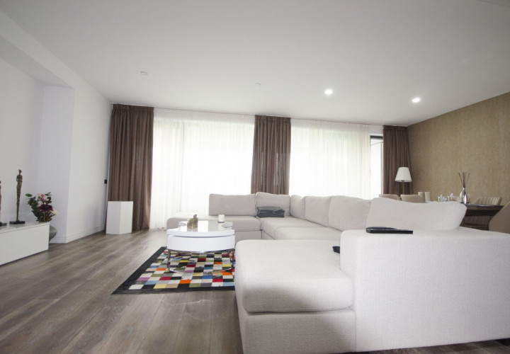 Herastrau vanzare apartament 3 camere Cortina Residence