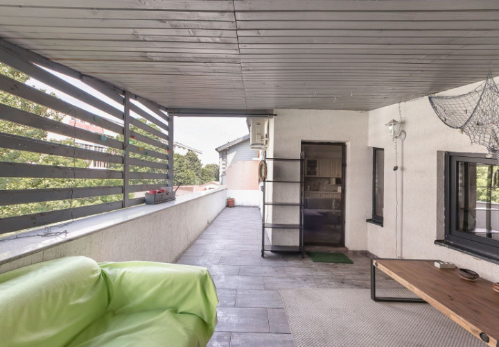 Apartament 3 camere Ion Mihalache 1 Mai Terasa superba mobilat utilat