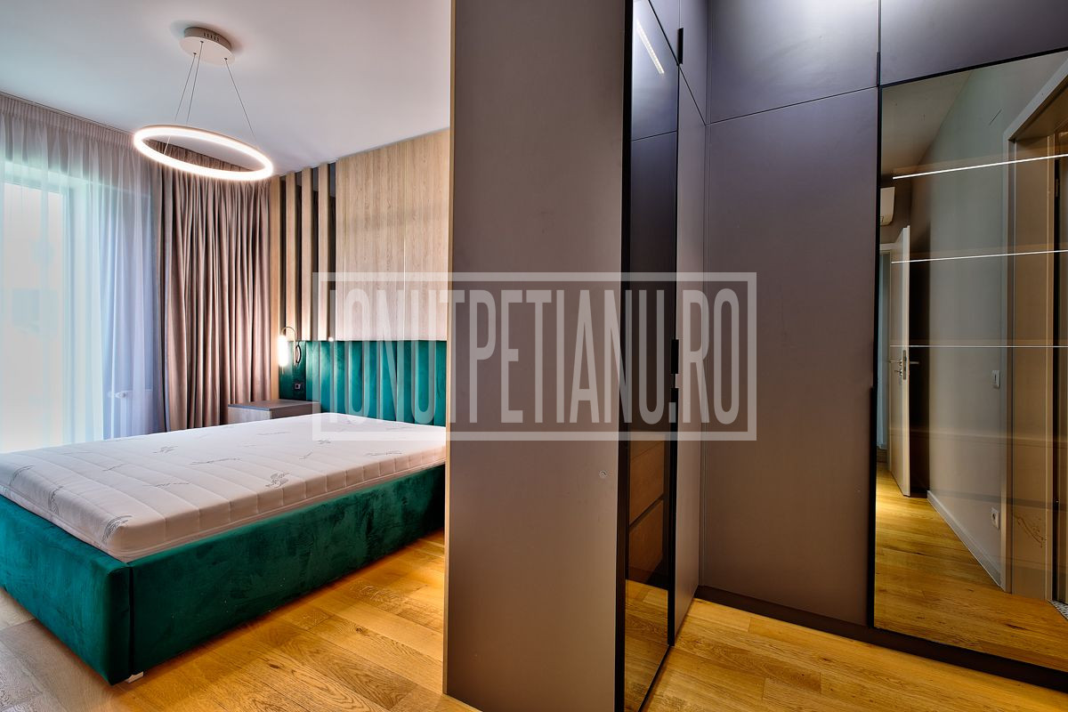 Luxury 4 room, 3 bedroom in Aviatiei Park