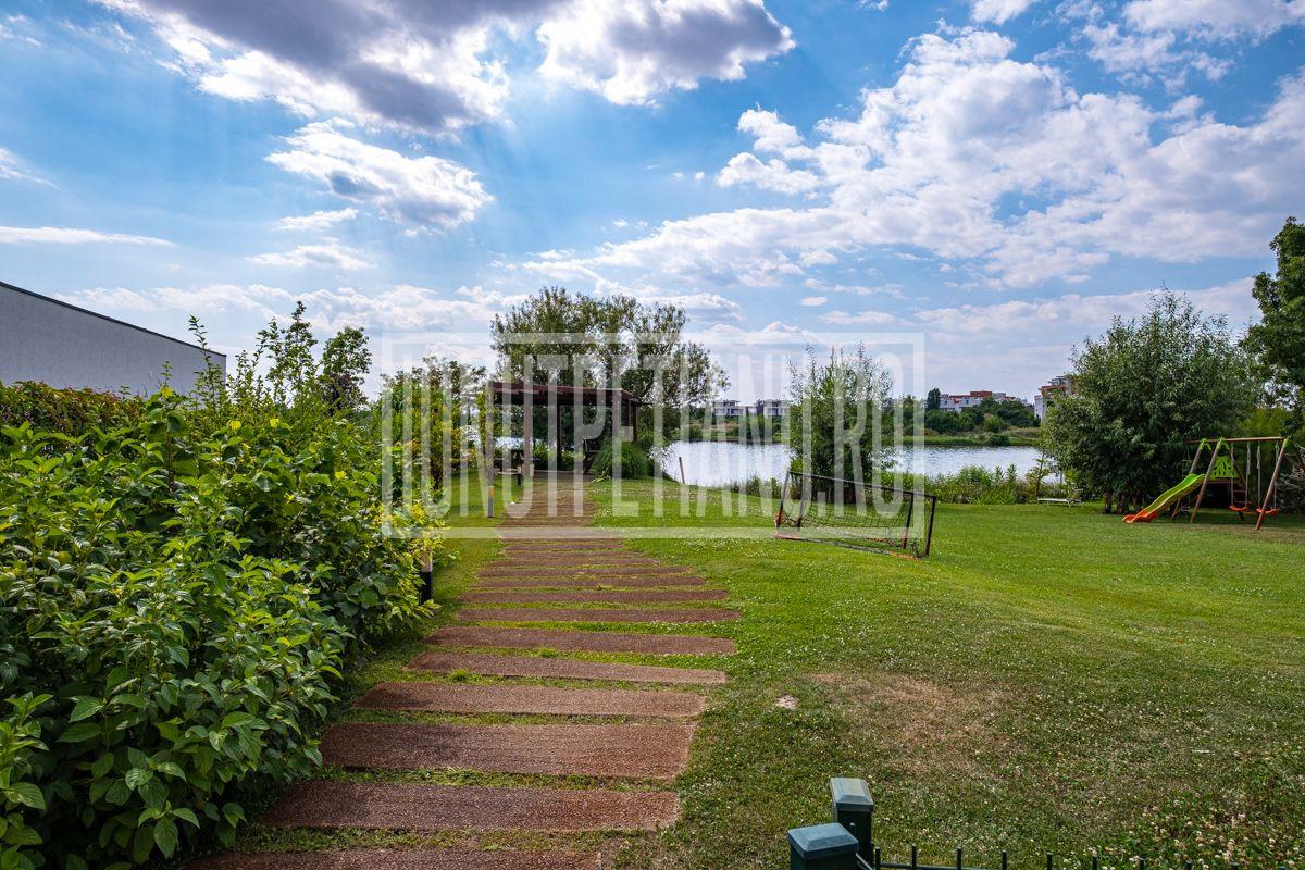 4 camere, imobil cu deschiere la lac Straulesti, Baneasa, Sisesti