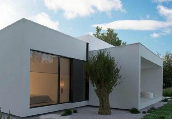 Martha Bibescu Residence, faza 2, casa stil mediteraneean