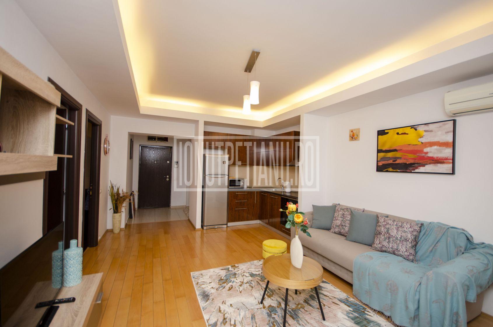 Aviatiei apartament cu 2 camere langa Parcul Herastrau