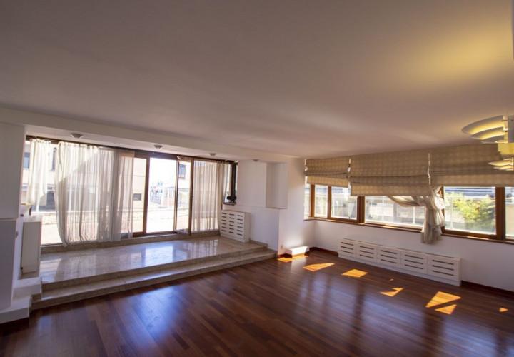 Herastrau apartament penthouse cu 3 camere