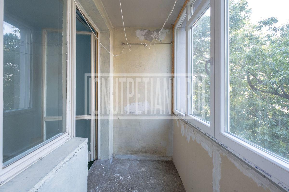 Apartament la 26 de secunde de metrou